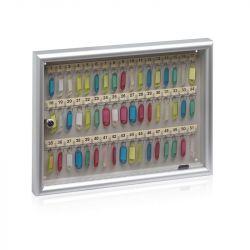 Joma sleutelkast met glas Advanced voor 51 sleutels