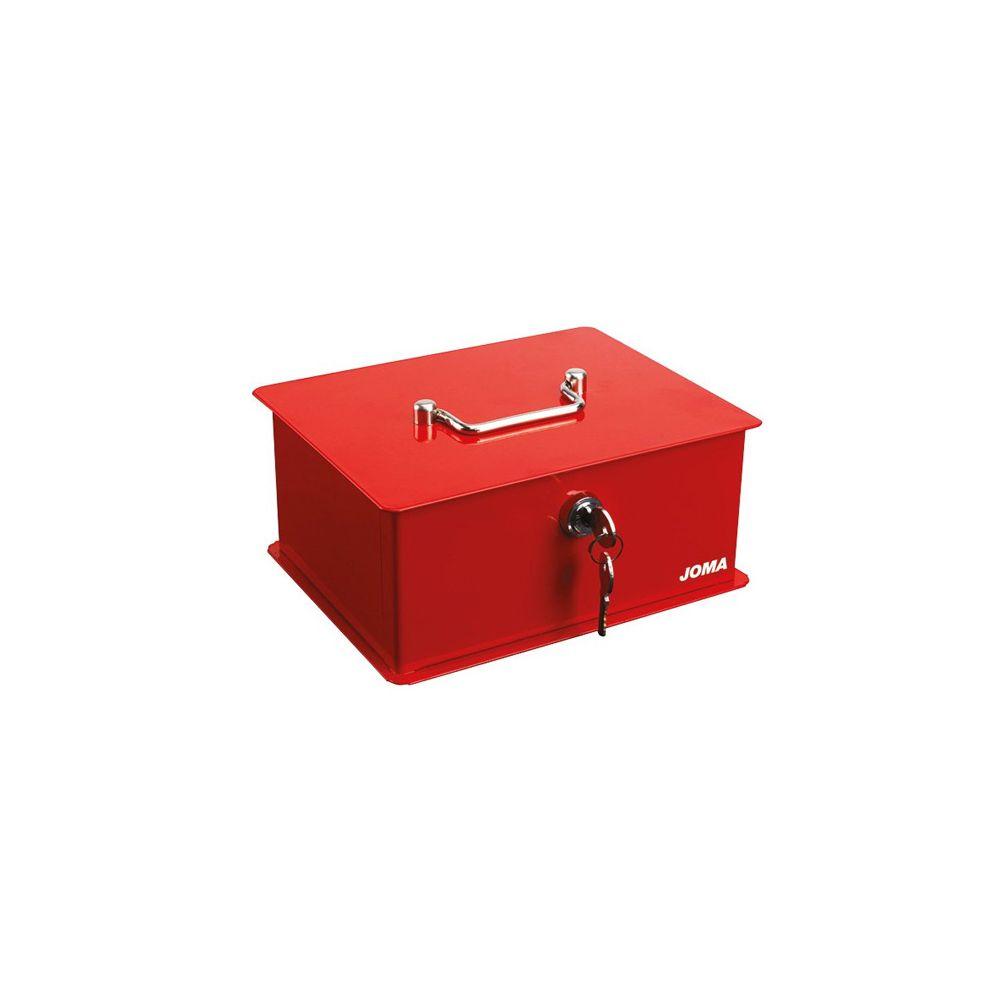 Joma geldkistje Vintage 3 - rood