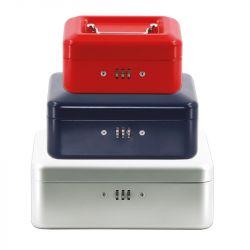 Joma geldkistje met codeslot Super 2 combi - rood