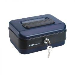 Joma geldkistje Eurobox 2 - blauw